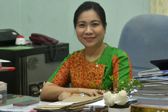 Dr. Yi Yi Win (Rector)
