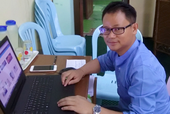 Dr. Nay Min Aye
