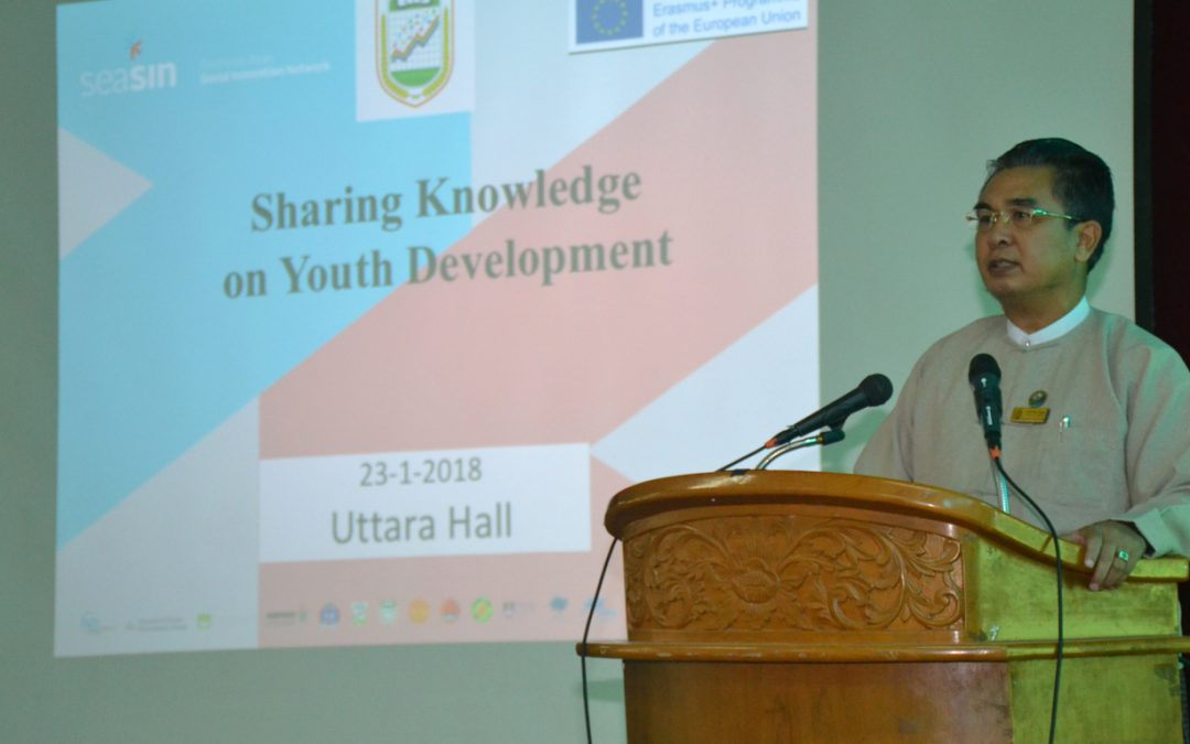 Sharing Knowledge on Youth Development