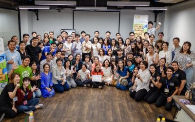 Supporting social enterprise in Thailand
