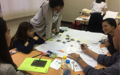 How does the agency for social innovation arise? Enabling social innovation capacity in Thailand and Myanmar