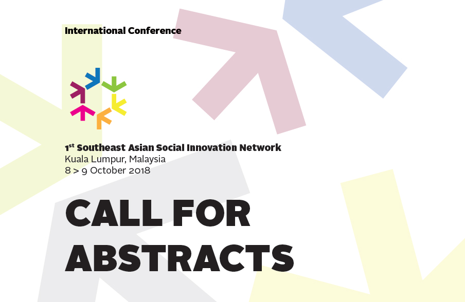First SEASIN Conference 2018, Kuala Lumpur – call for abstracts DEADLINE EXTENSION to 15th June