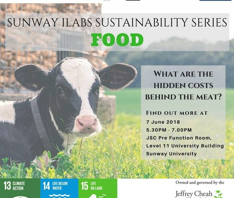 SUNWAY iLABS SUSTAINABILITY SERIES : FOOD