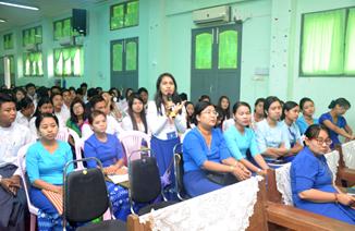 "Seminar on ""Social Enterprises Landscape in Myanmar"""