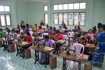 Basic Sewing Course