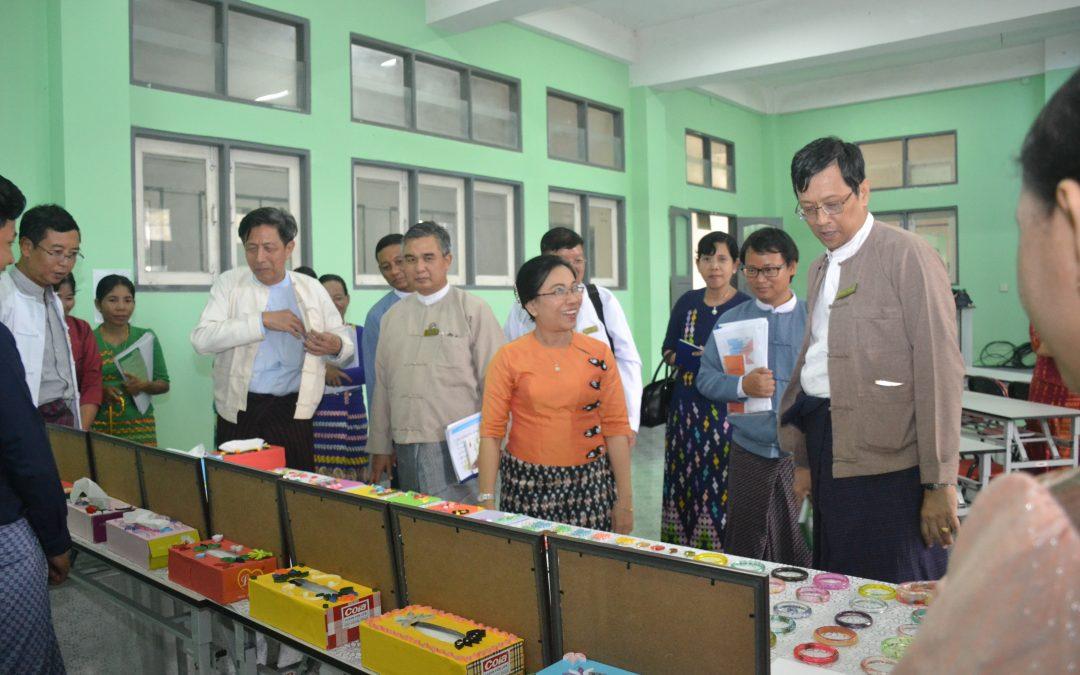 NEPC visits the TCU SISU