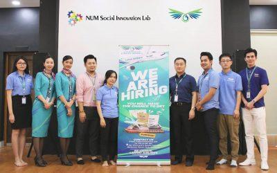 iLab Workshop – Lanmei Airline Job Fair