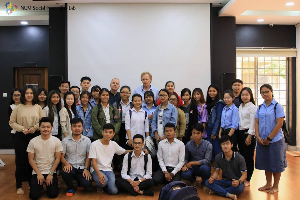 iLab Talk – China & Opportunities for Entrepreneurial Students