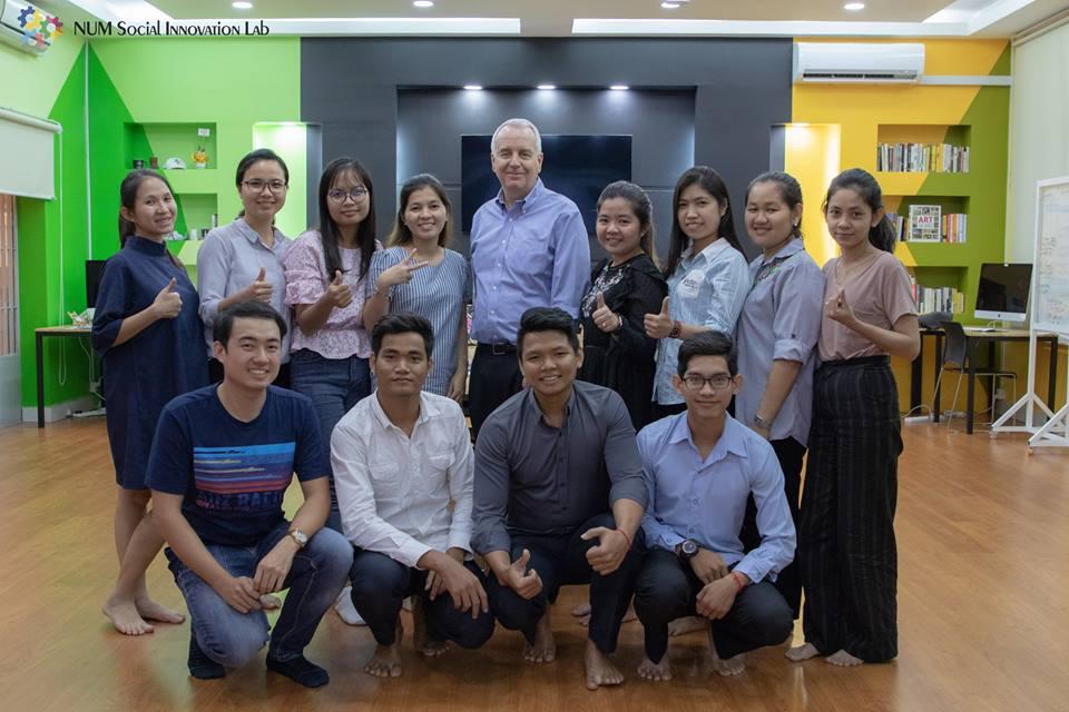 iLab Talk – ANZ Corporate Training