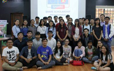 iLab Talk – SHARE Scholarship Sharing Session