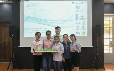 iLab Talk – Clean Energy Talk