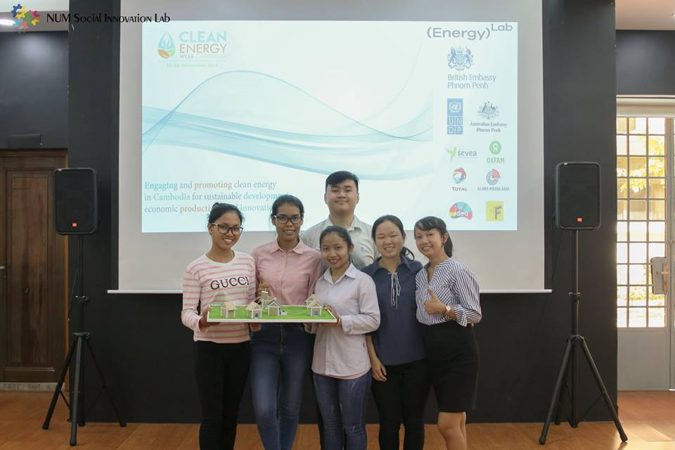 iLab Talk – Clean Energy Talk