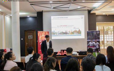 iLab Workshop – The AIA Millennials
