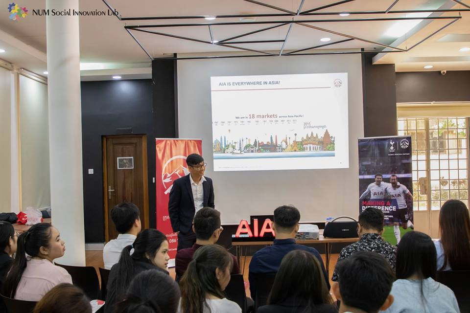iLab Workshop – The AIA Millennials