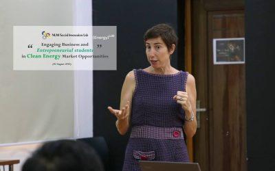 iLab Talk – Clean Energy
