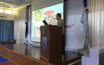 Social Entrepreneurship in Myanmar