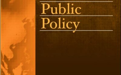 The Journal of Asian Public Policy is calling for submissions!