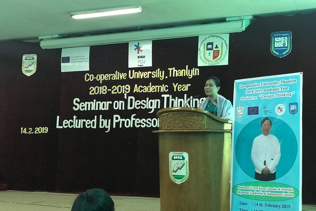 Seminar on Design Thinking