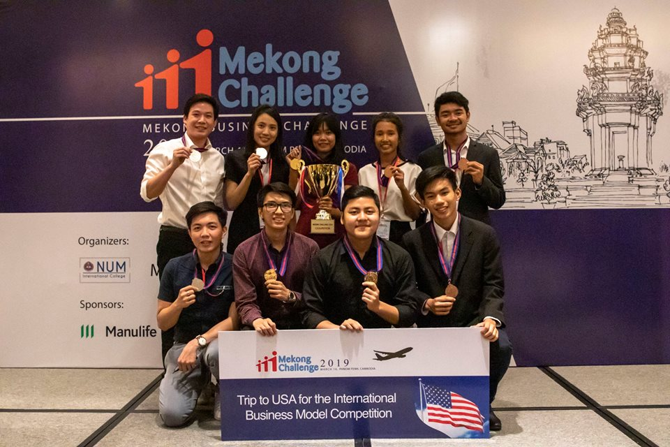 The 13th Mekong Challenge – Mekong Business Challenge 2019 Finals, Phnom Penh, Cambodia