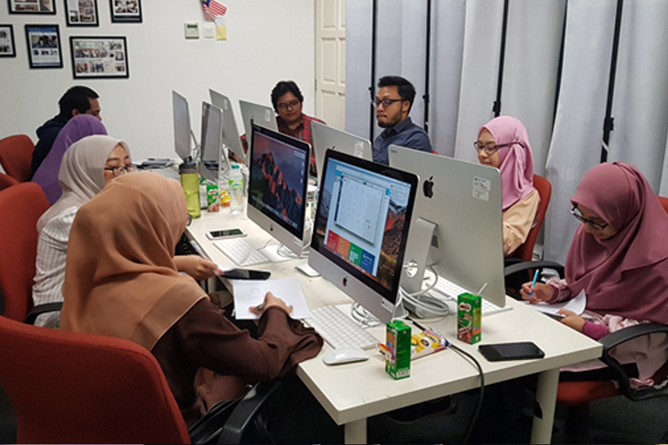 UiTM SISU Social Innovation Studio 1