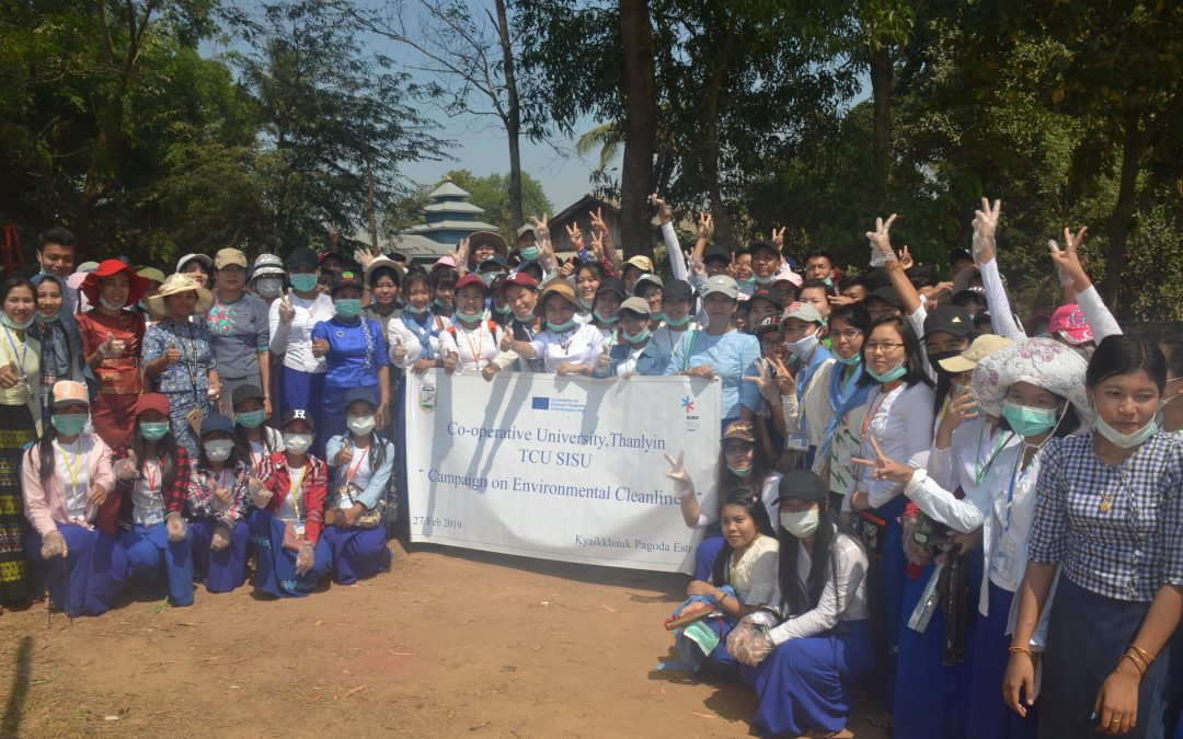 Campaign on environmental cleanliness