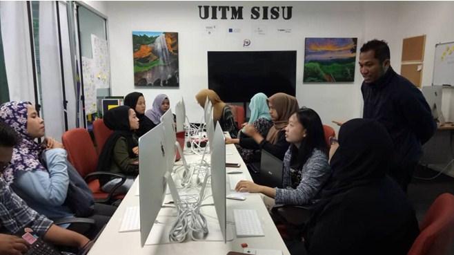 UiTM SISU : 3D printing workshops