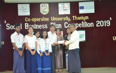 Social Business Plan Competition Competition 2019